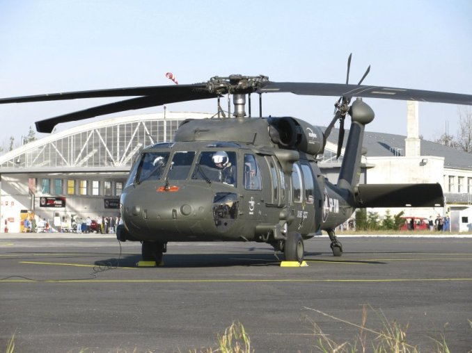 A Sikorsky S-70i Black Hawk helicopter photographed in Poland in 2010. The first five of 16 S-70i rotorcraft on order for the PAF arrived at Clark Air Base north of Manila on 9 November.  (Lockheed Martin )
