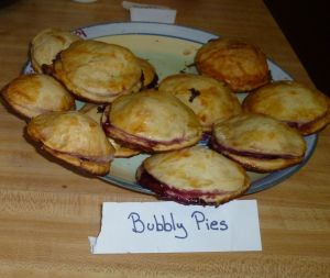 bubbly pies from Pern
