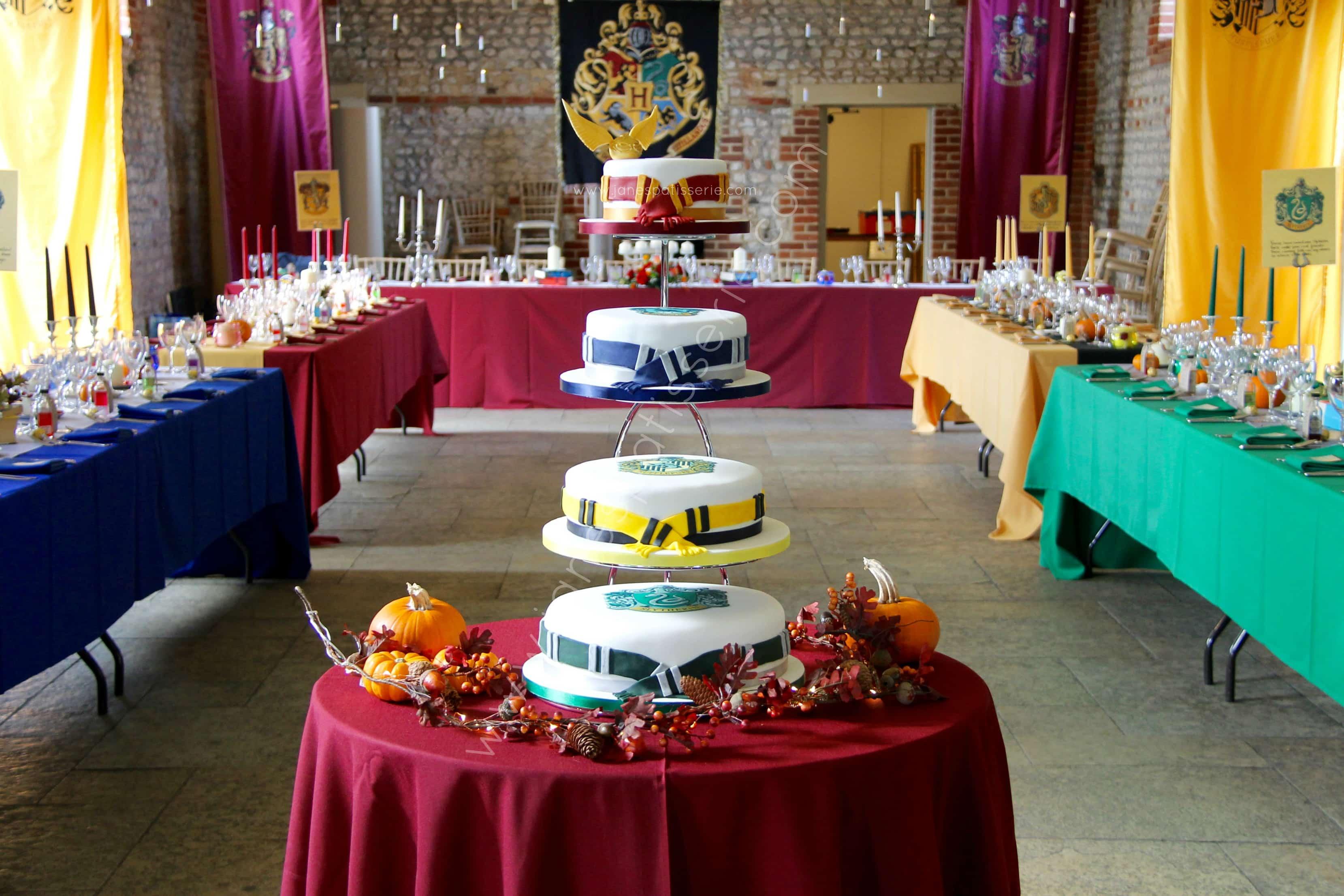 Harry Potter Wedding Cake Jane S Patisserie