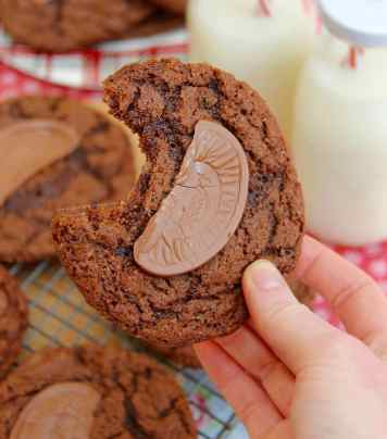 Terry's Chocolate Orange Cookies!