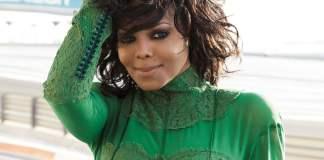 Janet Jackson in Harpers Bazaar Magazine