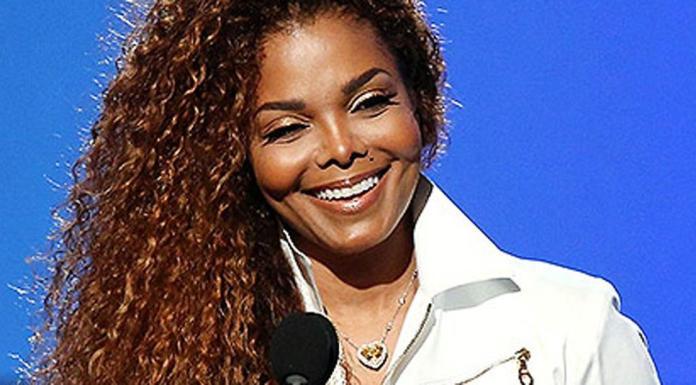 Janet Jackson at BET Awards 2015