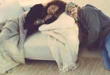 Dave Meyers and Janet Jackson