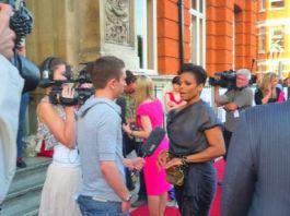 Darren Burn and Janet Jackson