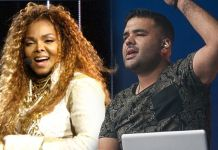 Janet Jackson and Naughty Boy
