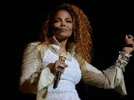 Janet Jackson performs in Vancouver on Unbreakable Tour