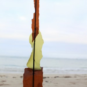 Seaweed on a stick, Gordon's Bay, South Africa