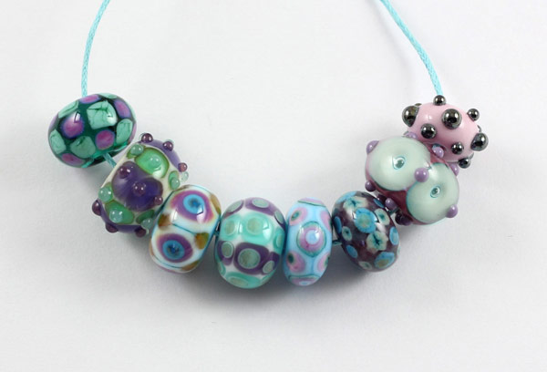 Designer's Group - Pinks, Blues, Teal - janetcrosby.com