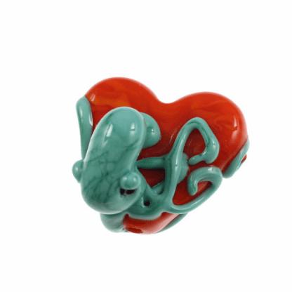 Octopus Heart by Janet Crosby