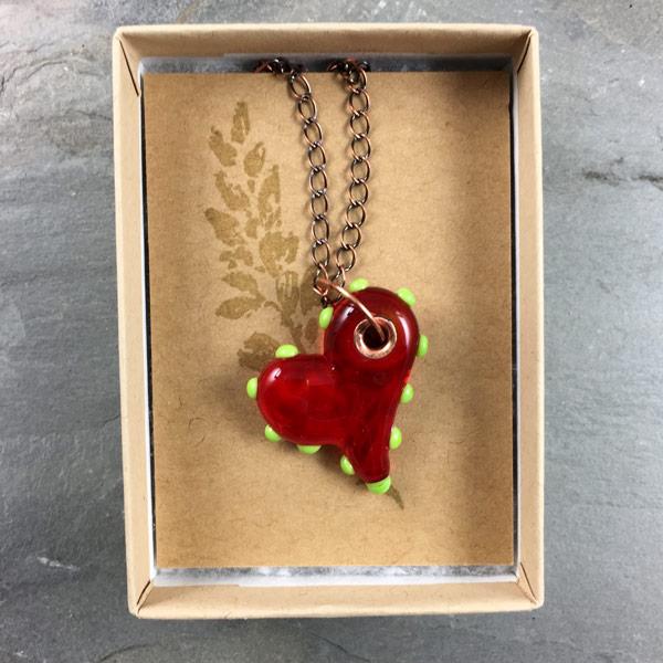 Heart Gift Box - janetcrosby.com