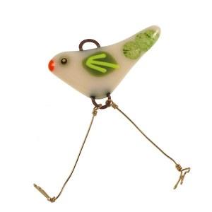 Sandpiper bird by Janet Crosby