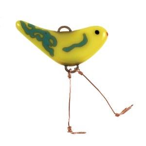 Zippedy Do Da Bird by Janet Crosby