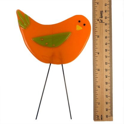 Garden Birds - Fresh Squeezed by Janet Crosby