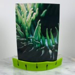 Tendrils Photo Frame by Janet Crosby