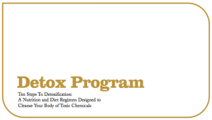 the jacket cover for Dr. Hull's Detox eBook