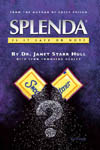 The jacket cover for Dr. Hull's Splenda book