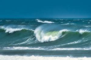 a big ocean wave