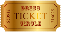 vip pass dress circle health programmed for performers, creatives and writers