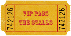 vip pass, the stalls, restore balance, revitalise health and wellbeing