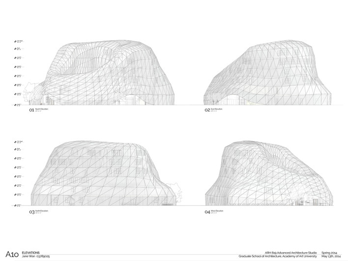 A10 Elevations