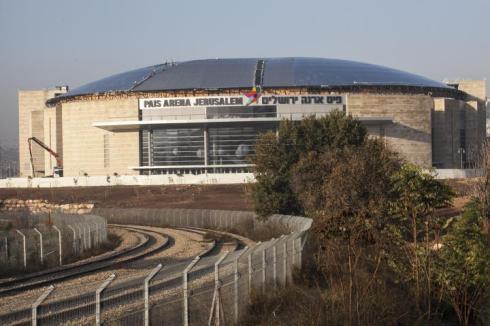 Znalezione obrazy dla zapytania pais arena jerusalem