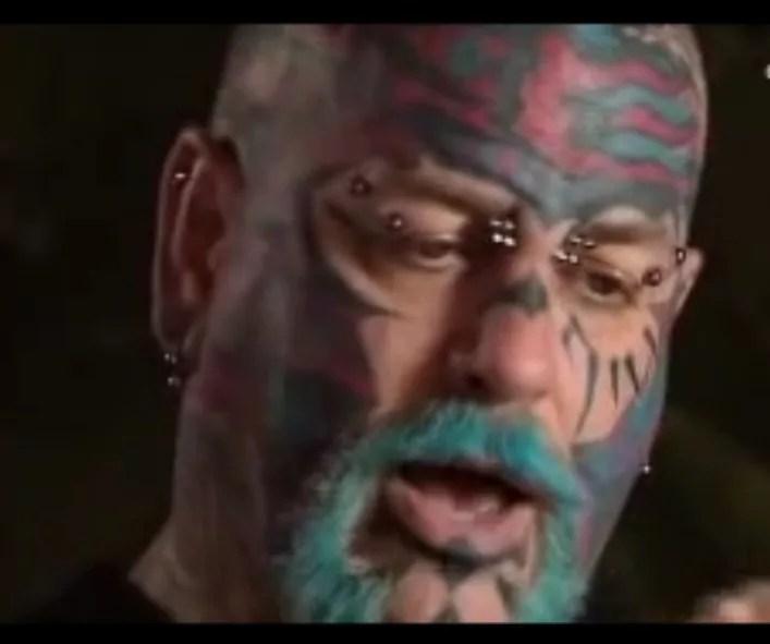 The Scary Guy via @psychothherapie