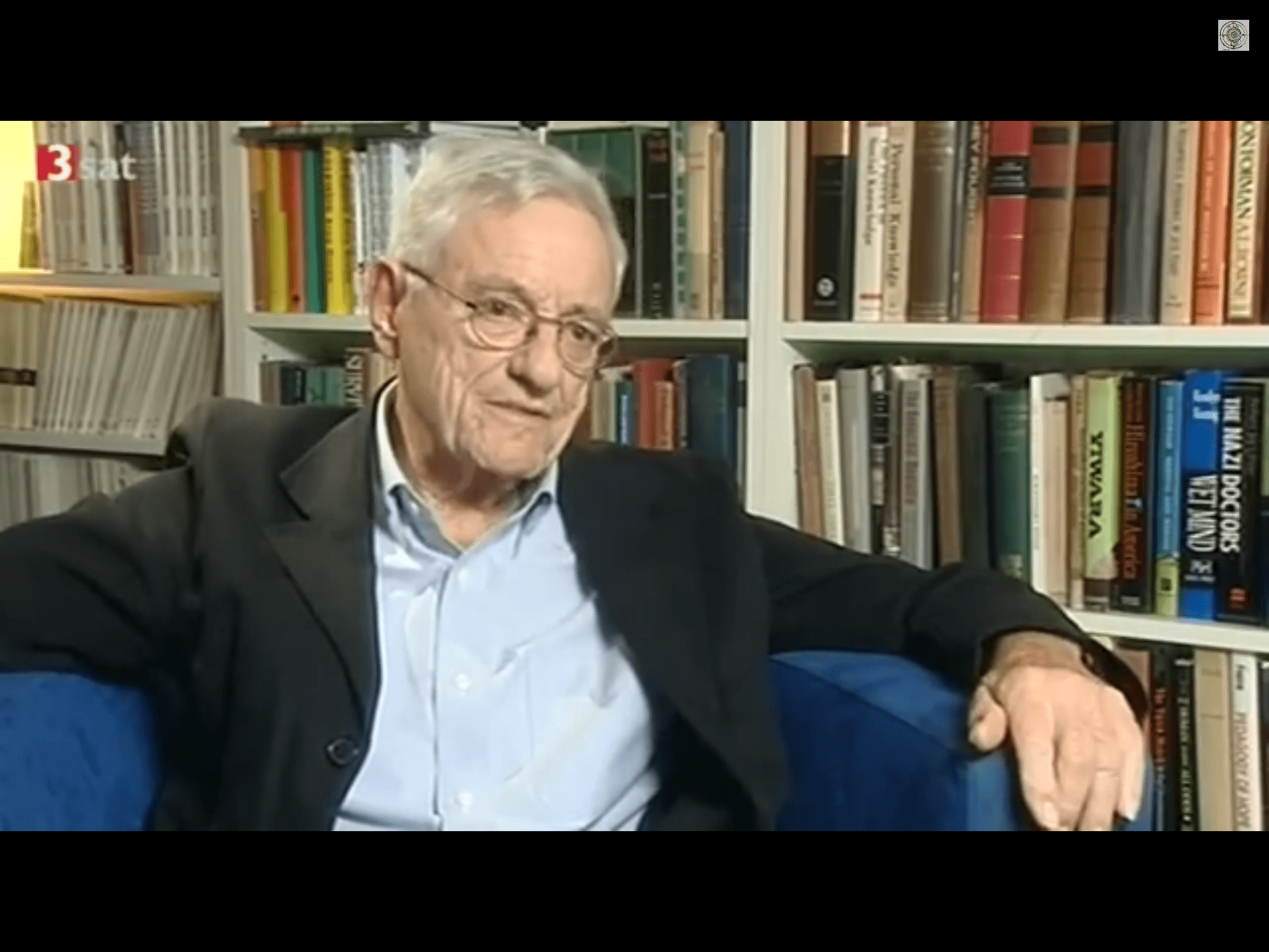 Arno Gruen - #Empathie und #Schmerz (#Gespräch)  #psychothherapie #arnogruen via @psychothherapie