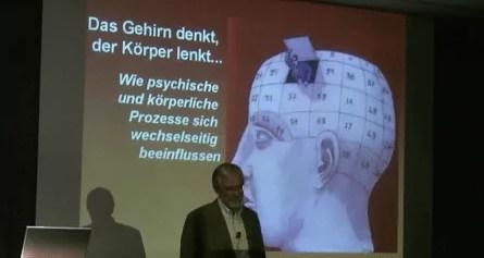 Gerald Hüther - Der Zusammenhang zwischen Körper und Psyche - Jan Göritz - Heilpraktiker für Psychotherapie und Psychologischer Berater in Hamburg