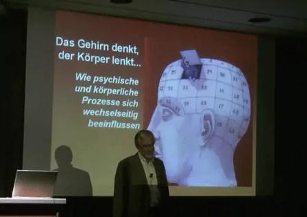 Gerald Hüther - Der Zusammenhang zwischen Körper und Psyche