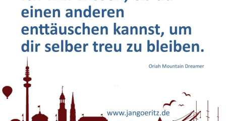 Oriah Mountain Dreamer - Jan Göritz - Heilpraktiker für Psychotherapie und Psychologischer Berater in Hamburg