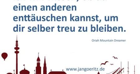 Oriah Mountain Dreamer - Jan Göritz - Heilpraktiker für Psychotherapie und Psychologischer Berater in Hamburg