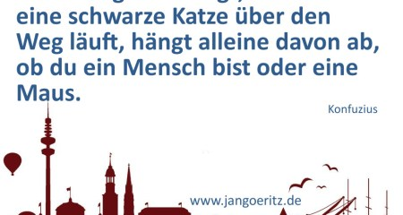 Aberglaube - schwarze Katze - Jan Göritz - Heilpraktiker für Psychotherapie, Psychologischer Berater, Psychotherapeut (HeilprG) in Hamburg
