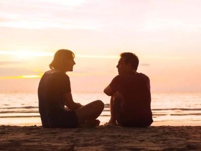Reden ist Nähe, Schweigen Distanz