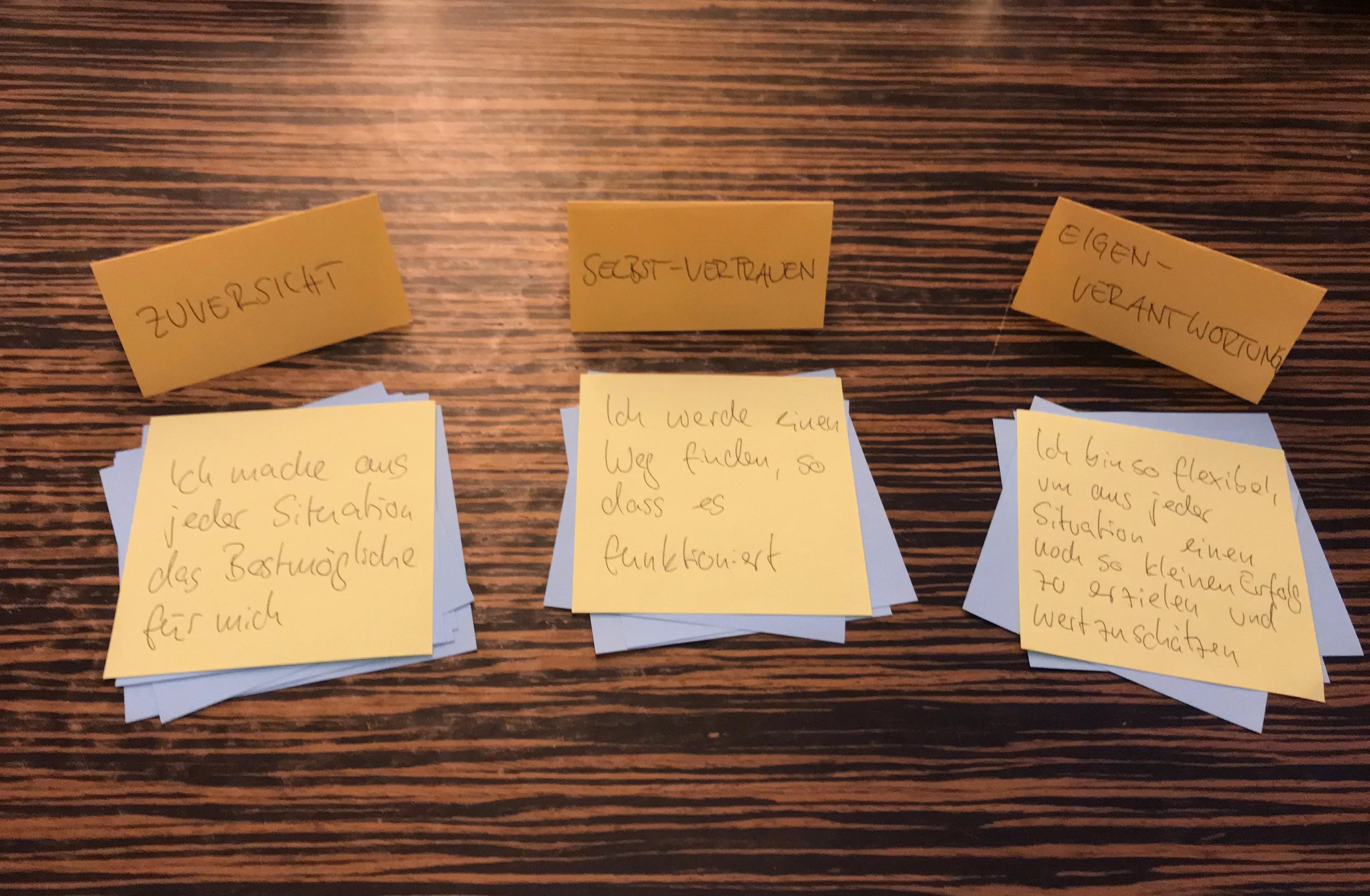Identifizierung und Veränderung negativer Glaubenssätze. Eine praktische Anleitung. #psychotHHerapie via @psychothherapie