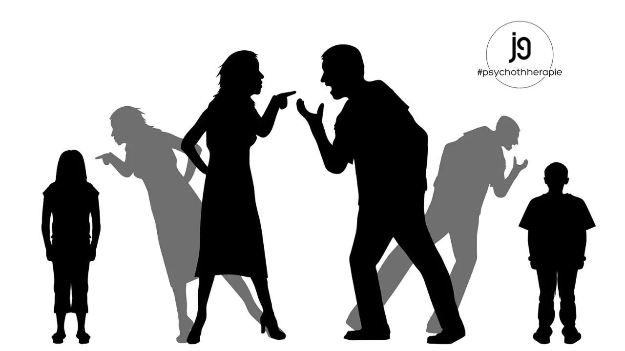 Konflikte in der Familie lösen #psychotHHerapie via @psychothherapie