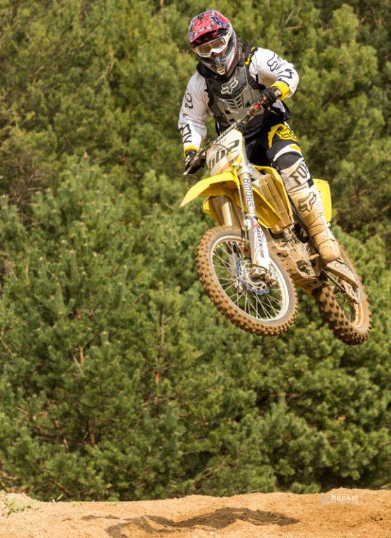 Motocross TB April-91