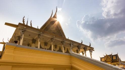 Phnom Penh - Königstempel