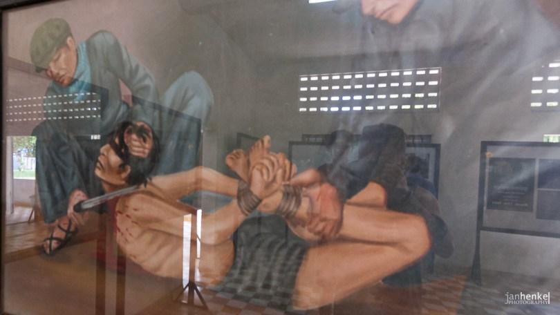 Folter- und Hinrichtungsmethoden im S-21
