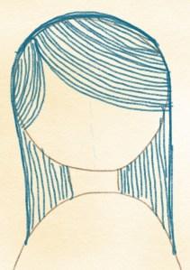 haarkurs helles dunkles haar 7