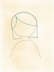 haarkurs kurze haare 2