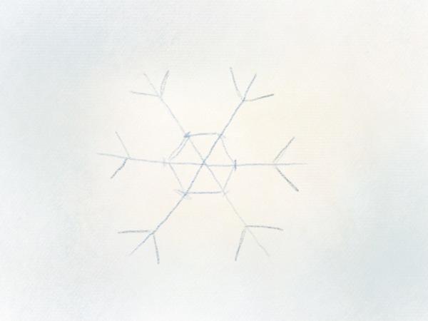 eiskristall zeichnen 01 – 5