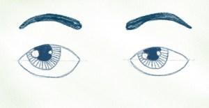 Augenbrauen zeichnen Kurs