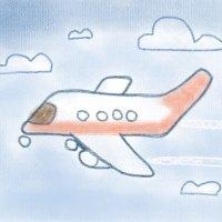 Flugzeug zeichnen leicht gemacht - mit Fleißarbeit