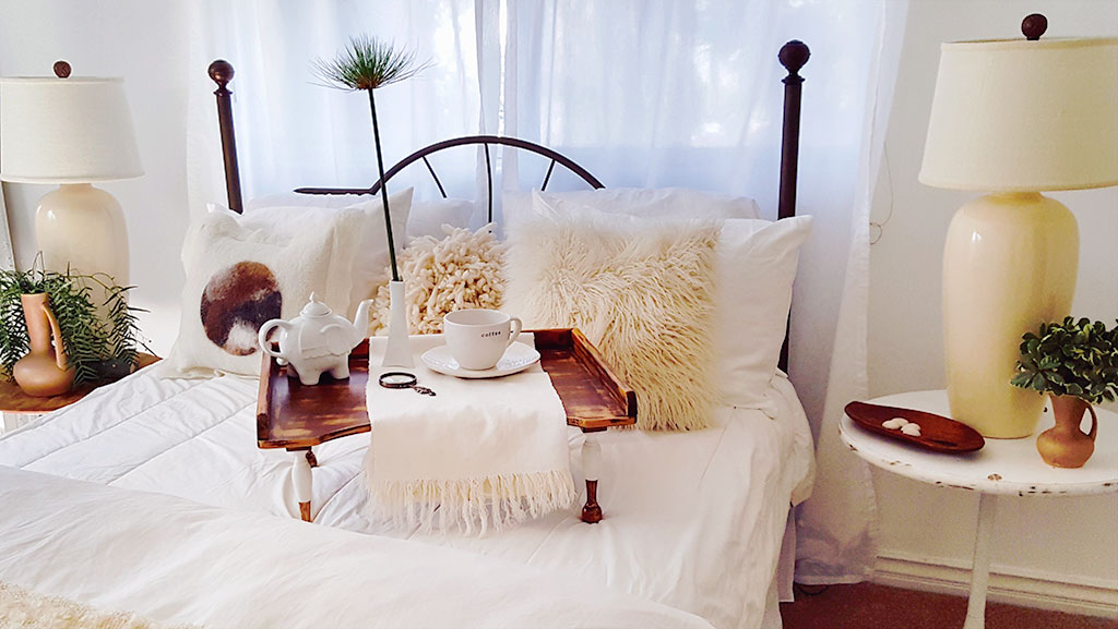 Beach Style Home Staging