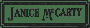 Janice McCarty Design Logo