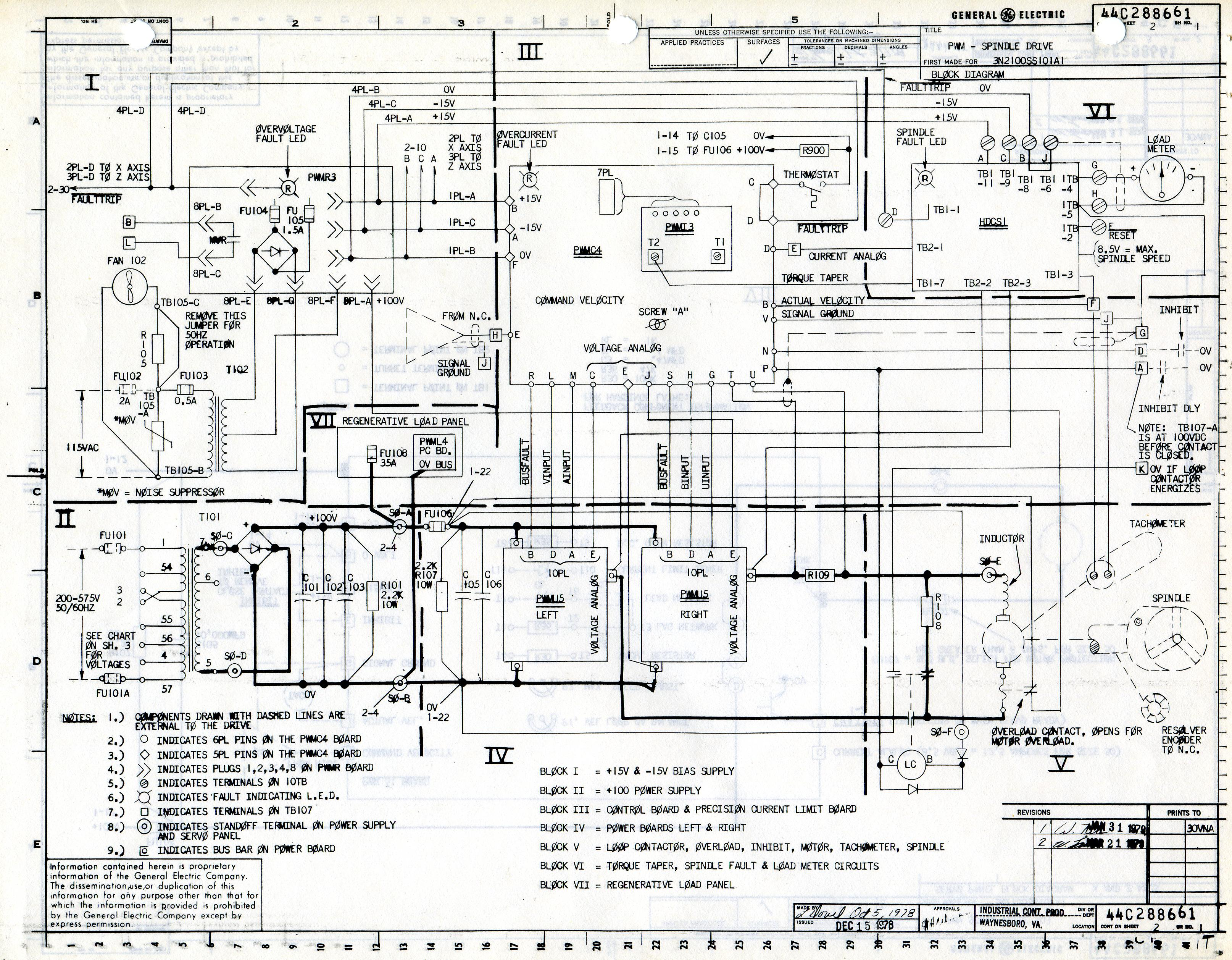 dc servo motor circuit diagram