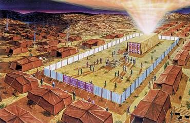Bible Challenge, Week 13: The People - Tabernacle