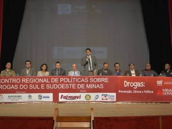 II Encontro Regional de Políticas sobre Drogas