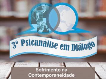 Certificado aos participantes do 3º Psicanálise em Diálogo foram liberados