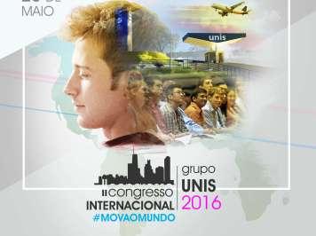 Cine Divã Edição Especial no Congresso Internacional do Grupo Unis